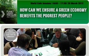 World Café Session/ 16:00 - 17:30/ 26 March 2012