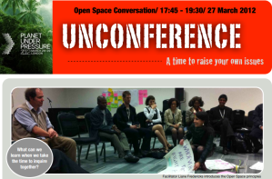 Open Space Conversation / 17:45 - 19:30 / 27 March 2012